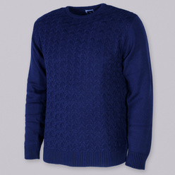 Men's sweater Willsoor fine pattern 10246, Willsoor