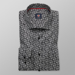 London shirt with paisley pattern (height 198-204) 10419
