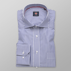 London shirt with blue-white striped pattern (height 176-182 and 188-194) 10896