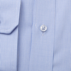 Men's classic shirt with fine striped pattern 11238