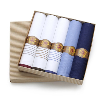 Handkerchiefs in different colors 11537