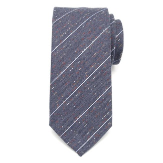 Men classic tie (pattern 351) 7166 from mix waves a silk, Willsoor