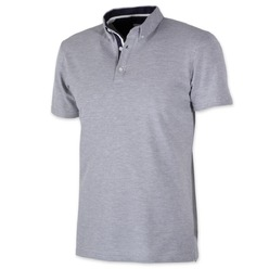 Mens polo shirt Willsoor (size to 5XL) 9364, Willsoor